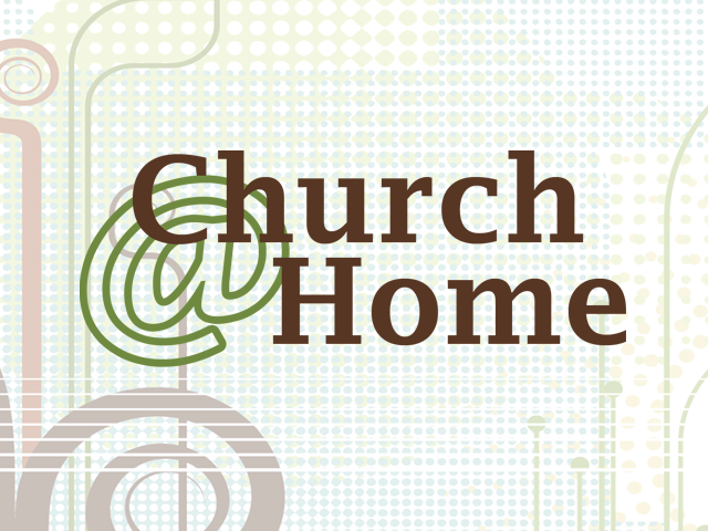 Church at Home web logo