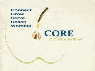 Core classes slide 2